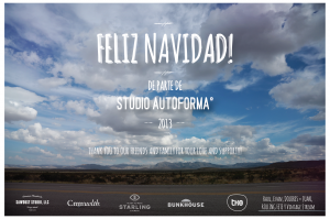 Studio Autoforma Web